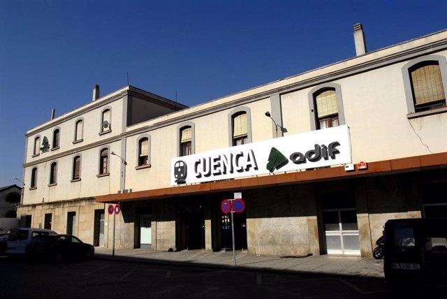 Estación Tren Cuenca