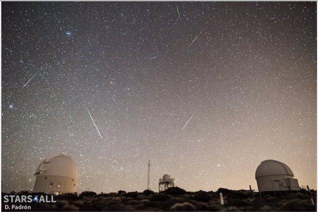 Imagen facilitada por el Instituto de Astrofísica de Canarias (IAC)