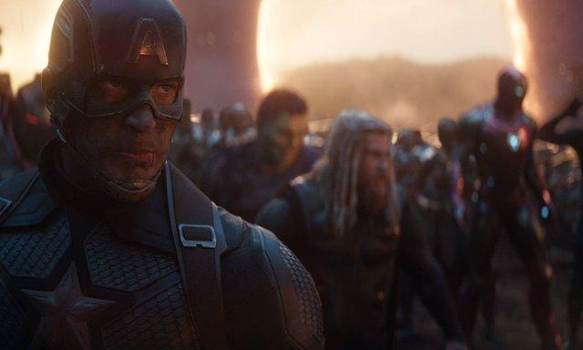 Los Vengadores, el equipo de supehéroes de Marvel