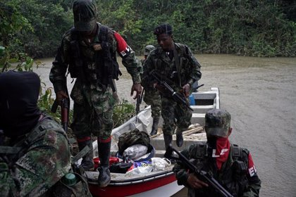AMP.- Colombia.- El Ejército asegura sin oposición el norte de Colombia afectado por la presencia masiva de autodefensas