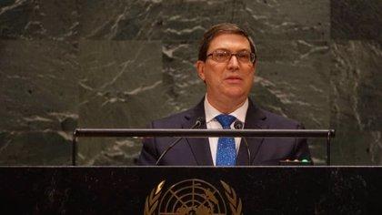 """EEUU/Cuba.- Cuba condena las """"calumniosas"""" acusaciones de EEUU contra su ministro de las FFAA"""