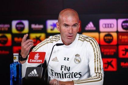 """Zidane: """"Hazard está cien por cien descartado para la Supercopa"""""""