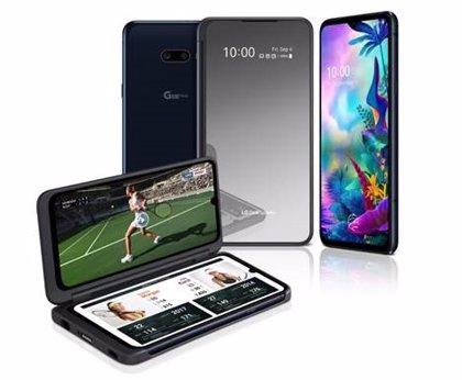 Portaltic.-LG diseña una funda para 'smartphones' con pantalla flexible