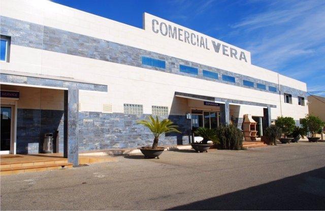 Saneamientos Gallardo, en Vera