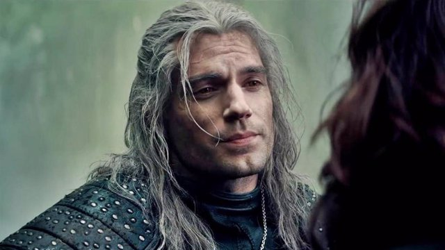 Henry Cavill en The Witcher
