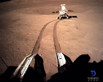 La misión Chang'e 4 cumple un año en la cara oculta de la Luna