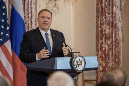 "Irak.- Pompeo pide a iraquíes e iraníes que vean el ataque contra Soleimani como un paso hacia la ""libertad"""