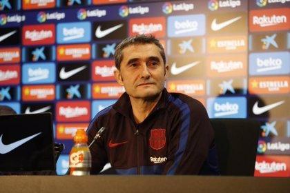 """Valverde: """"Este derbi se juega con el corazón y hay que saber jugarlo"""""""