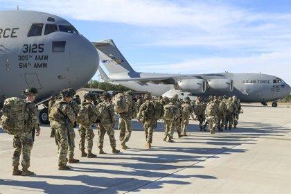 Irak.- EEUU sopesa desplegar 3.000 efectivos adicionales en Oriente Próximo tras la muerte de Soleimani
