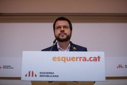 ERC mantiene su abstención a la investidura pese a la decisión de la Junta Electoral de inhabilitar a Torra