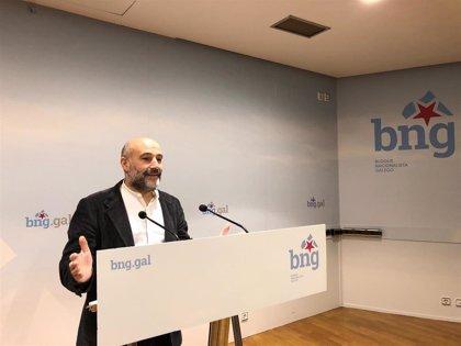 """El BNG valora el discurso de Sánchez """"en clave social"""" pero discrepa de su """"modelo caduco"""" para el Estado"""