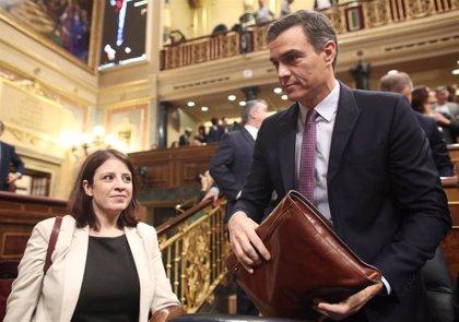 Diputada del PP, hermana de víctima de ETA, afea a Sánchez a gritos en el Congreso su negociación con Bildu