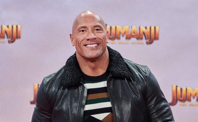 Dwayne Johnson, encargado de dar vida a Black Adam