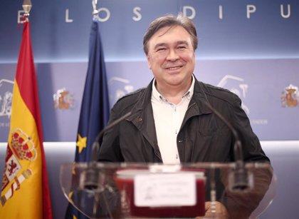 """El diputado de Teruel Existe, """"escandalizado"""" por lo duro del debate de investidura: """"Me han dicho que hay que aguantar"""""""