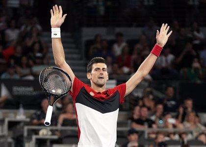 Serbia, Croacia y Japón resuelven sus debuts en la ATP Cup
