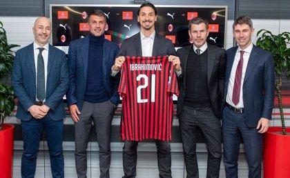 Ibrahimovic acapara el Calcio y Juve e Inter retoman la lucha arriba