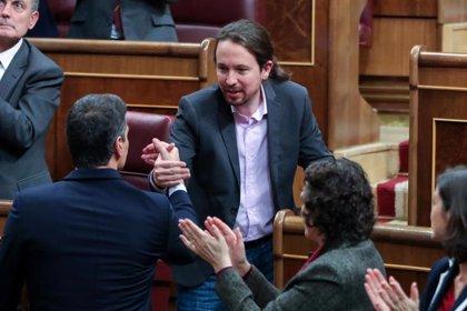Sánchez alienta a la coalición a mostrarse como la izquierda que pudo y supo gobernar