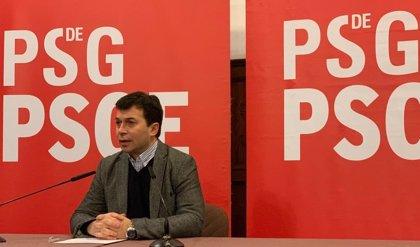 """Caballero (PSdeG) valora la """"clara prioridad social"""" y el """"compromiso"""" con Galicia del proyecto de Gobierno de Sánchez"""