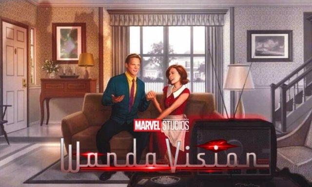 Imagen promocional de Wandavision