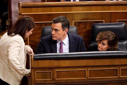 Sánchez dice a Junts que pone excusas para no abstenerse y Borrás le pide que se atreva a un referéndum