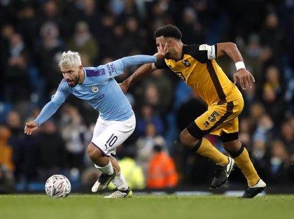 El Manchester City golea en la FA Cup y el United se atasca ante los Wolves