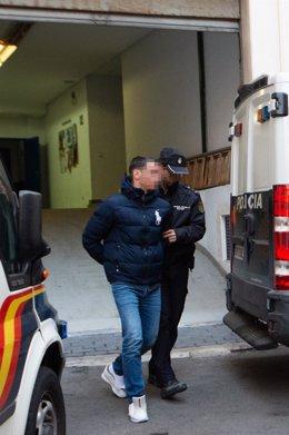 Uno de los detenidos por dos presuntas agresiones sexuales y una tentativa a tres hermanas en Nochevieja