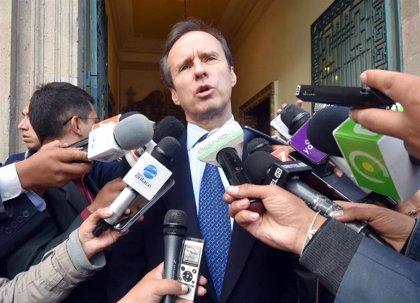 Bolivia aboga por restablecer las buenas relaciones con México