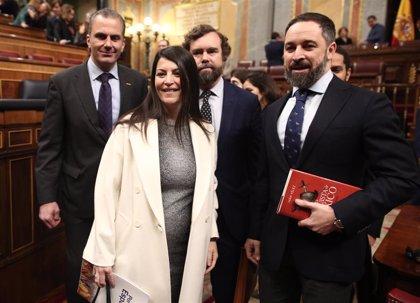 """Abascal ve a Pedro Sánchez como """"una alfombra blanda"""" ante los independentistas"""