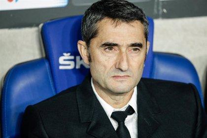 """Valverde: """"No es sencillo porque los rivales se nos cierran mucho"""""""