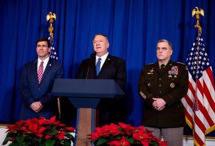 Pompeo llama a Turquía, Israel y Bahréin para hablar sobre las tensiones con Irán