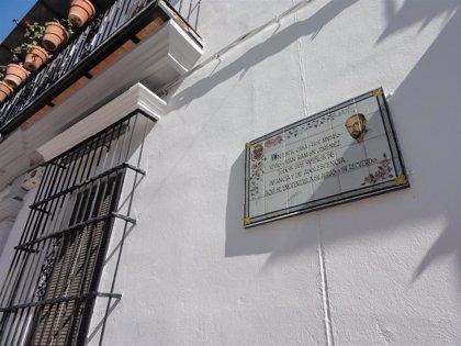 La casa museo Juan Ramón Jiménez en Moguer (Huelva) recibe más de 17.600 visitas en 2019