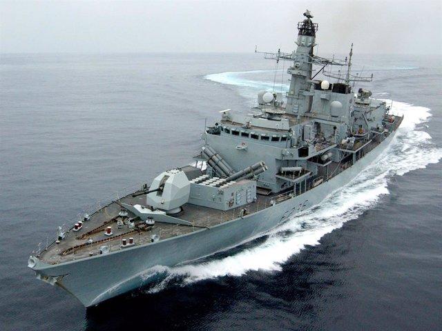 Irak.- Reino Unido mandará dos buques de guerra en el estrecho de Ormuz para pro