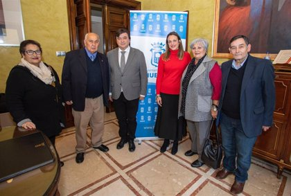 El Ayuntamiento de Huelva refuerza su compromiso con Aonujer para luchar juntos contra la ludopatía
