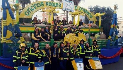 Más de diez cabalgatas de Reyes Magos en Andalucía contarán con la participación de Correos