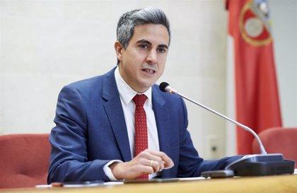 """Zuloaga (PSOE) insiste en pedir al PRC que """"rectifique"""" y """"vote sí"""" a Sánchez"""