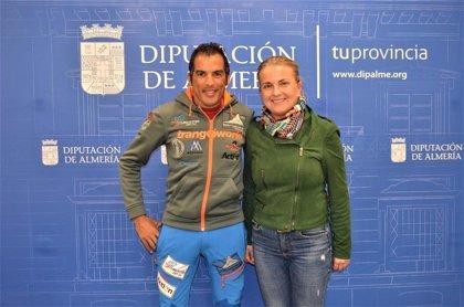 Diputación de Almería apoya al montañero Alejandro Albacete en su ascensión al Ama Dablam en el Himalaya nepalí