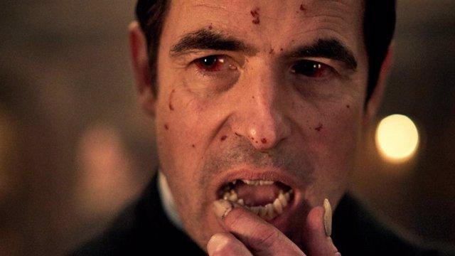 El conde Drácula... Ha vuelto