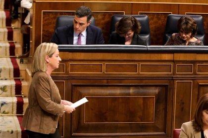Oramas confirma su 'no' a Sánchez desoyendo la decisión de CC de abstenerse