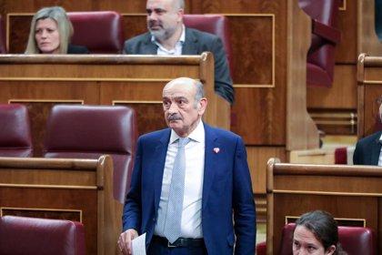 Mazón materializa en la primera votación de la investidura el 'no' del PRC a Sánchez