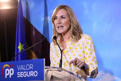 """Beltrán (PP) acusa a Sánchez de """"entregar España a los herederos de ETA"""""""