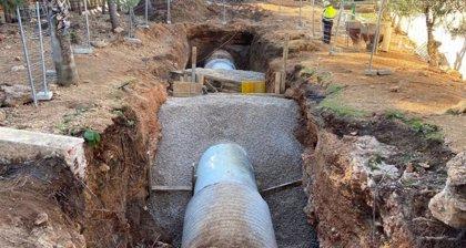 Restablecido el suministro de agua en los municipios de Tarragona afectados por una tubería rota