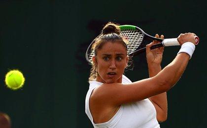 Sara Sorribes, eliminada en los dieciseisavos del Shenzhen Open
