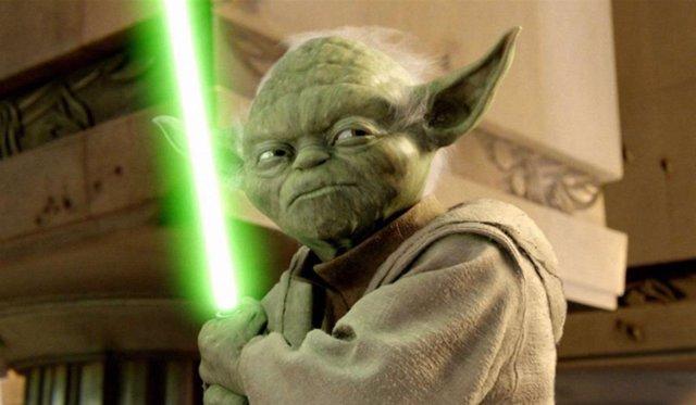 Yoda, personaje que podría aparecer en la nueva trilogía