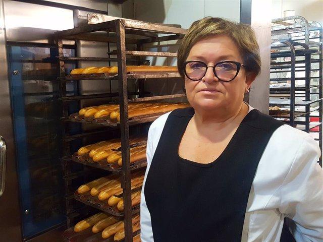 L'empresària Aurora Muñoz, propietària d'establiments Lliso Lis.