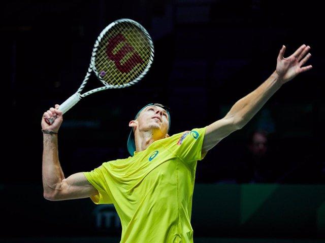 Tenis.- (Crónica) Australia accede a cuartos en la ATP Cup y Estados Unidos está