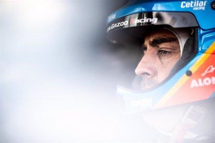 """Fernando Alonso: """"Nunca va a haber un día perfecto, pero intentamos que sea lo menos problemático posible"""""""