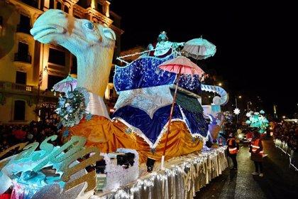 Cantabria recibe un año más la visita de los Reyes Magos