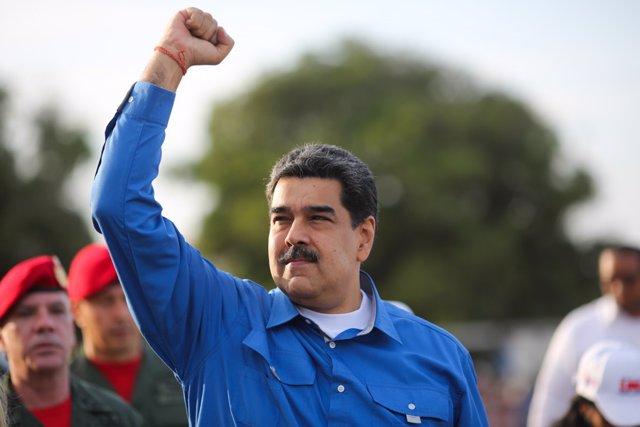 Venezuela.- Maduro asegura que ha estado en el futuro y que ganará las eleccione