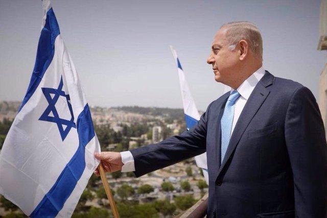 """Israel.- Netanyahu se refiere a Israel como """"potencia nuclear"""" en un desliz"""