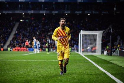 Messi mantiene el Pichichi y Chimy Ávila sigue su racha